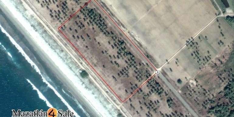 M4S-005-Playa-El Caimanero-Land For Sale-Mazatlan-1