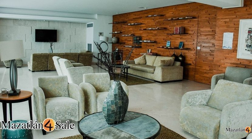 Mazatlan-4 bedrooms in Peninsula Condo- For Sale-19