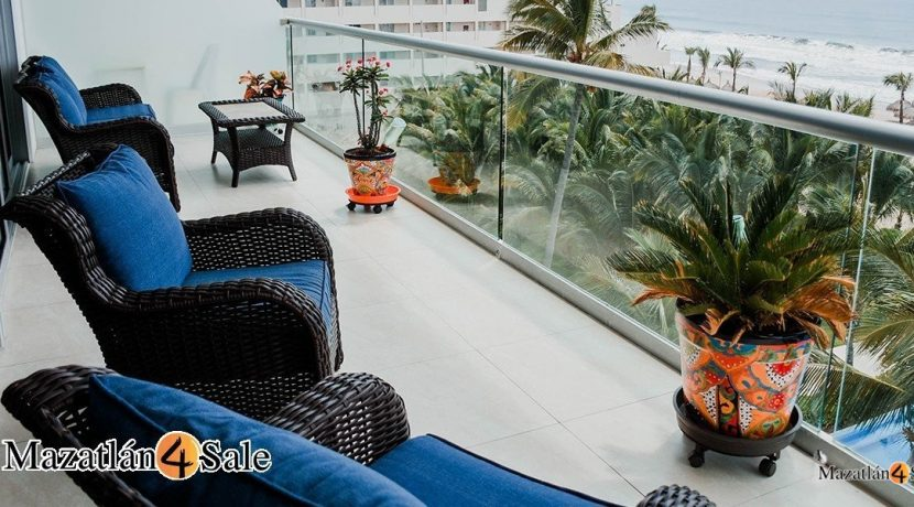 Mazatlan-4 bedrooms in Peninsula Condo- For Sale- 1