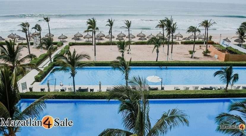 Mazatlan-4 bedrooms in Peninsula Condo- For Sale-2