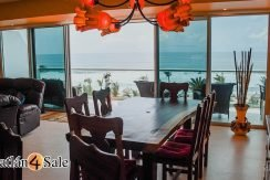 Mazatlan-4 bedrooms in Peninsula Condo- For Sale-5