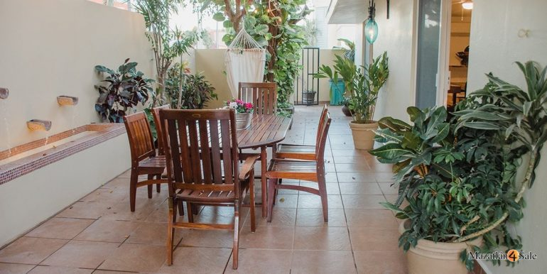 Mazatlan-Real-Estate-3 bedrooms in Playa Linda House For Sale-9