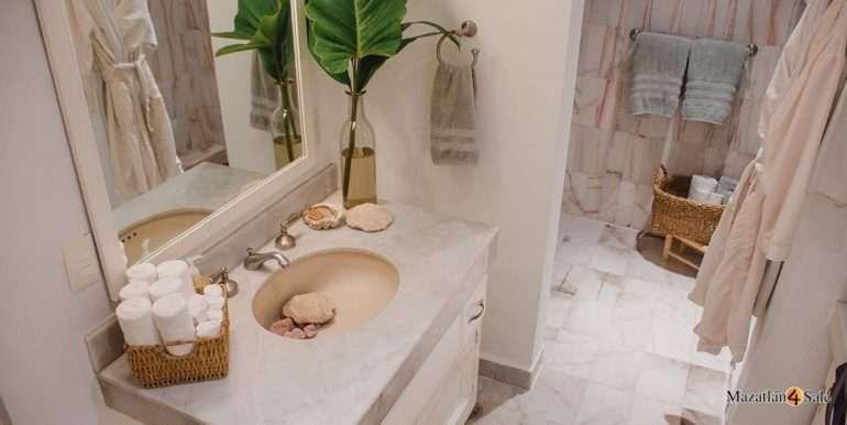 Mazatlan-Real-Estate-3 bedrooms in Playa Linda House For Sale-22