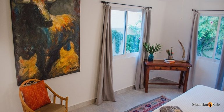 Mazatlan-Real-Estate-3 bedrooms in Playa Linda House For Sale-21