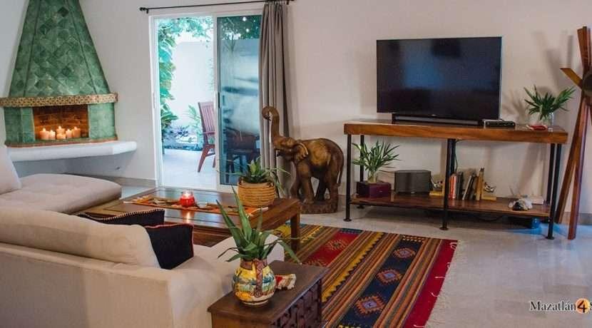 Mazatlan-Real-Estate-3 bedrooms in Playa Linda House For Sale-6
