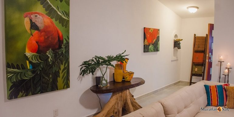 Mazatlan-Real-Estate-3 bedrooms in Playa Linda House For Sale-15
