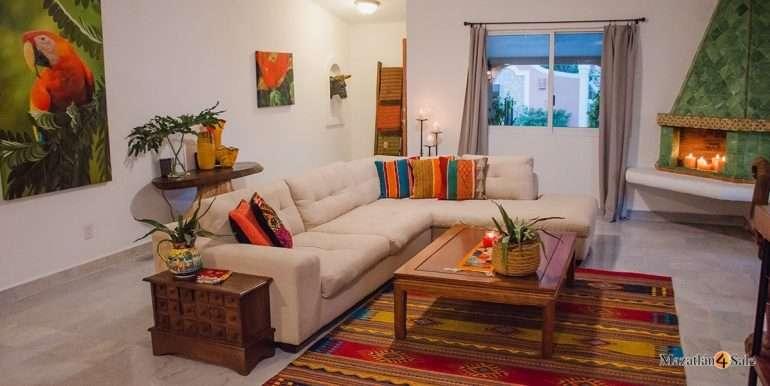 Mazatlan-Real-Estate-3 bedrooms in Playa Linda House For Sale-1