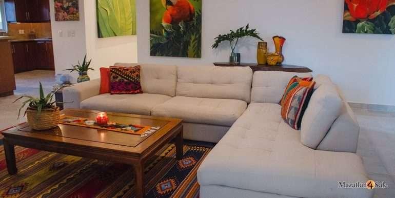Mazatlan-Real-Estate-3 bedrooms in Playa Linda House For Sale-14