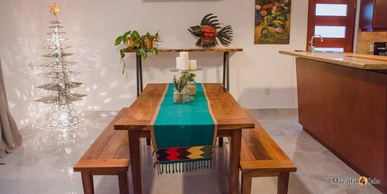 Mazatlan-Real-Estate-3 bedrooms in Playa Linda House For Sale-13