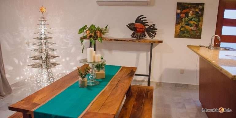 Mazatlan-Real-Estate-3 bedrooms in Playa Linda House For Sale-12