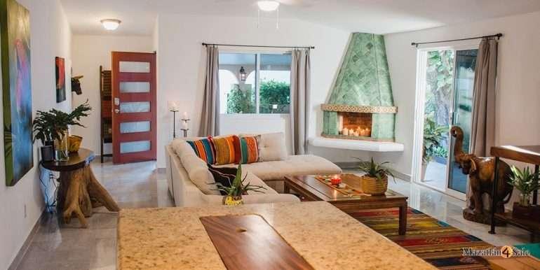 Mazatlan-Real-Estate-3 bedrooms in Playa Linda House For Sale-3