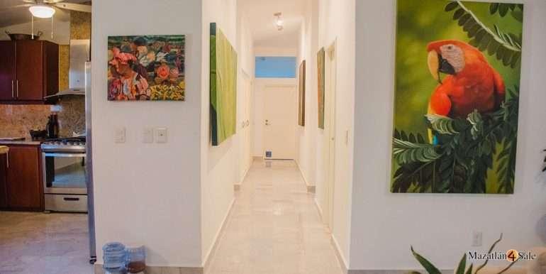 Mazatlan-Real-Estate-3 bedrooms in Playa Linda House For Sale-17