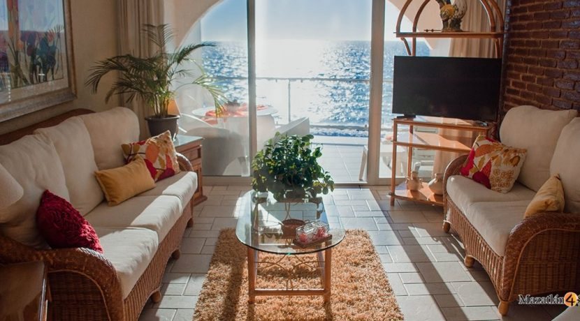 Mazatlan 2 bedrooms in Escondida Condo For Sale (13)