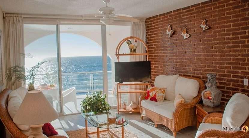 Mazatlan 2 bedrooms in Escondida Condo For Sale (16)