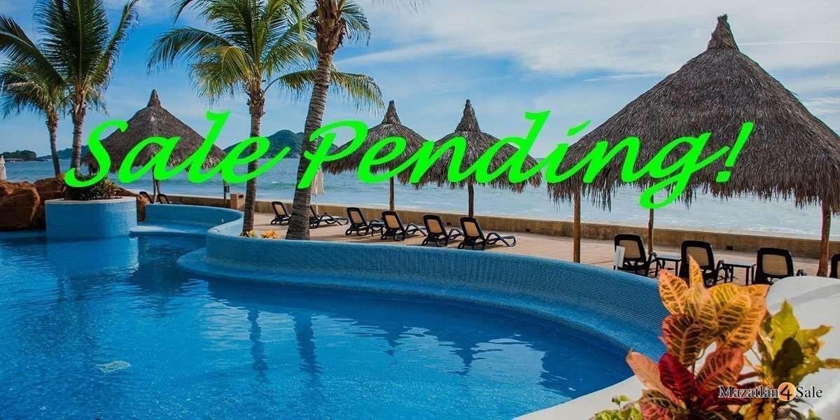 Mazatlan Paraiso 1 Condo ~ Sale Pending