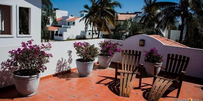 Mazatlan  2 bedrooms in Beachfront Home For Sale (58)
