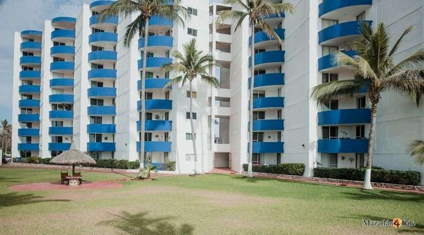 Mazatlan 1 bedroom in La Marina Tenis and Yacht Club Condo For Sale 12