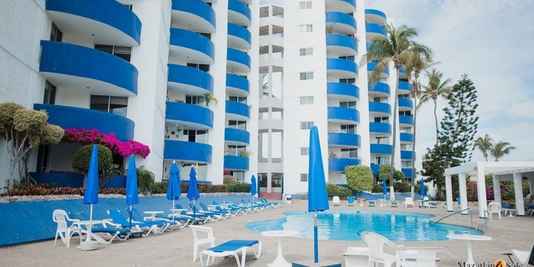 Mazatlan 1 bedroom in La Marina Tenis and Yacht Club Condo For Sale 8