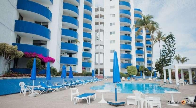 Mazatlan 1 bedroom in La Marina Tenis and Yacht Club Condo For Sale 8