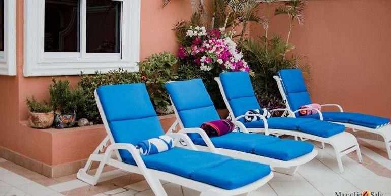 Mazatlan - 2 bedrooms in Playa Linda-OceanFront-For Sale-Mazatlan4Sale-30