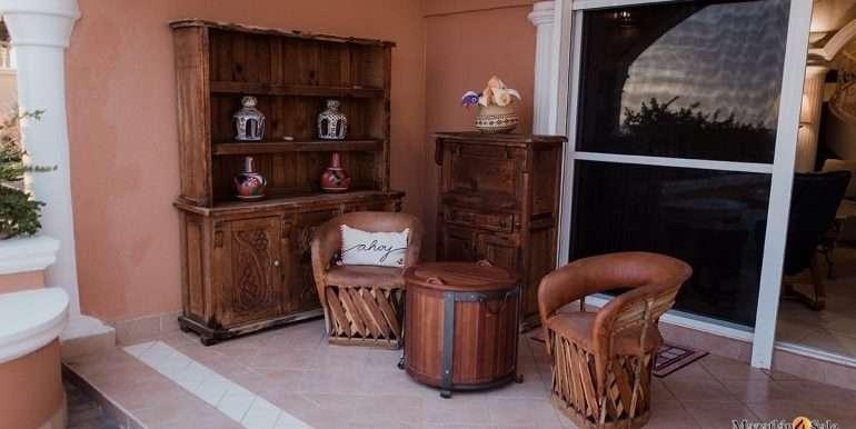 Mazatlan - 2 bedrooms in Playa Linda-OceanFront-For Sale-Mazatlan4Sale-34