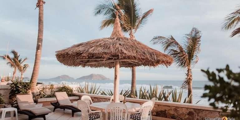 Mazatlan- 2 bedrooms in Playa Linda-OceanFront-For Sale-Mazatlan4Sale-5