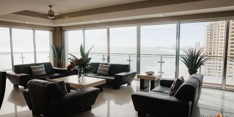 Mazatlan- 2 bedrooms in Solaria-Penthouse For Sale-Mazatlan4Sale -1