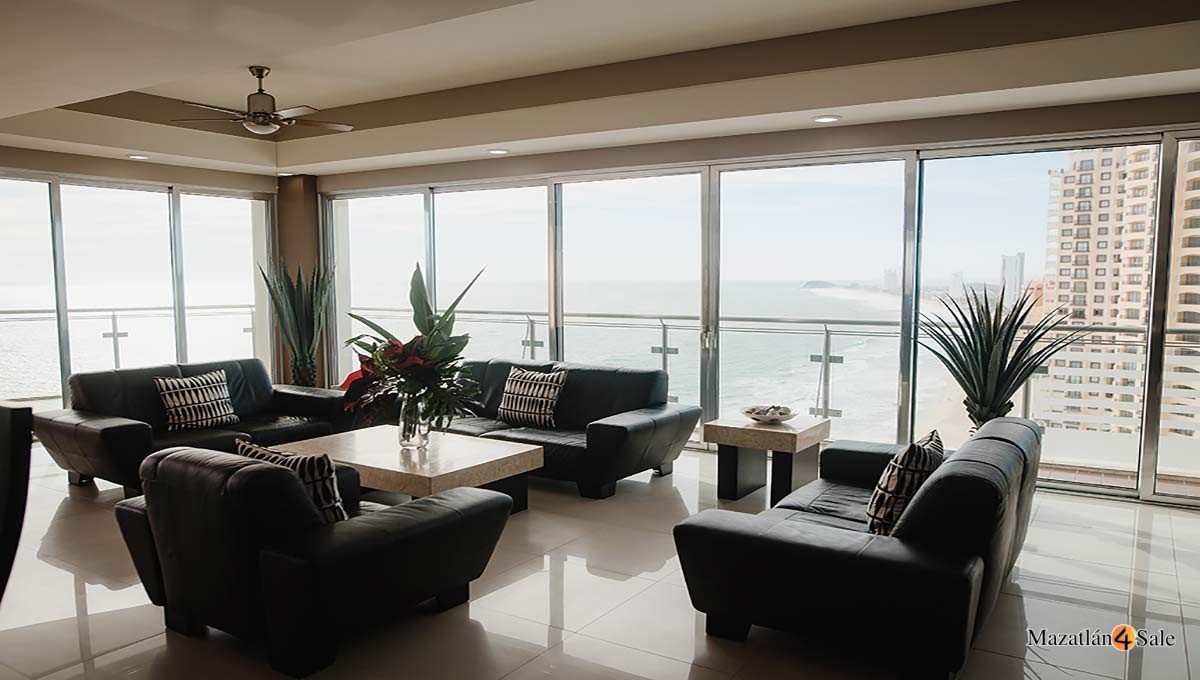 Mazatlan Solaria Tower Jr. Penthouse
