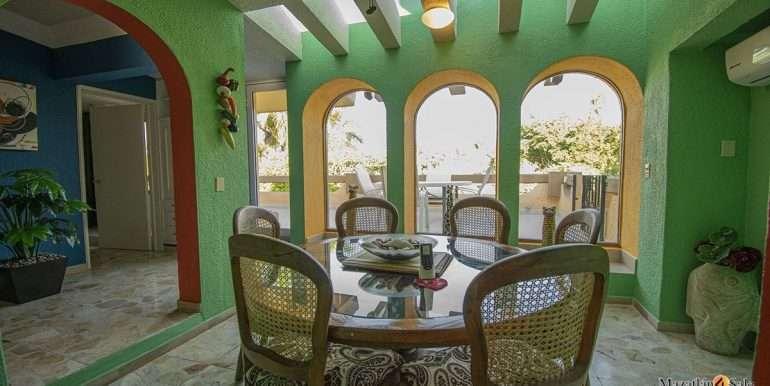 Mazatlan4Sale-Mazatlan El Cid Golf Course House-For Sale 2