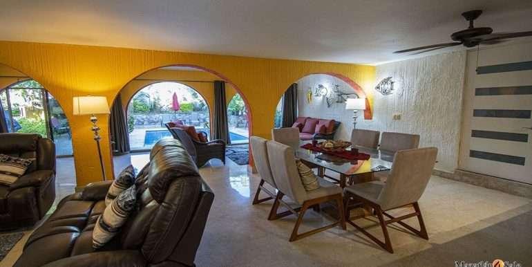 Mazatlan4Sale-Mazatlan El Cid Golf Course House-For Sale 52
