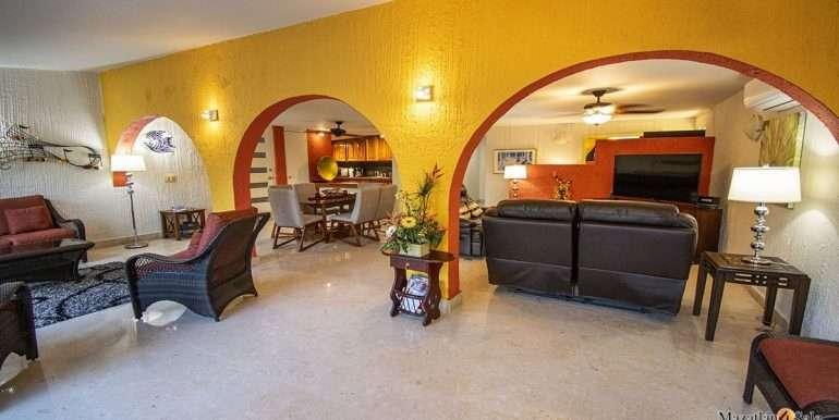 Mazatlan4Sale-Mazatlan El Cid Golf Course House-For Sale 57