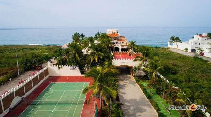 Mazatlan Oceanfront Homes For Sale