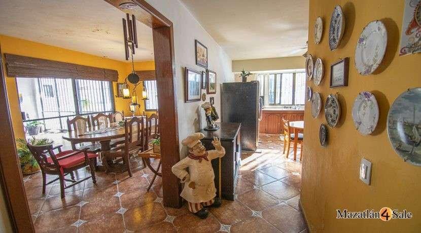 Mazatlan El Cid Golf Course House- For Sale - Mazatlan4Sale 24