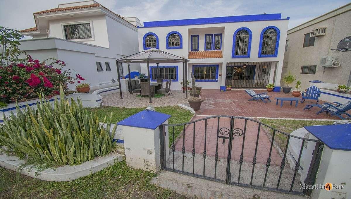 Mazatlan El Cid Golf Course Home