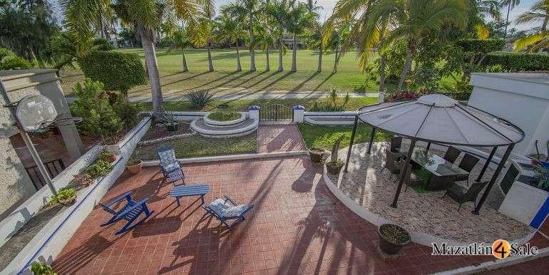 Mazatlan El Cid Golf Course House- For Sale - Mazatlan4Sale 74