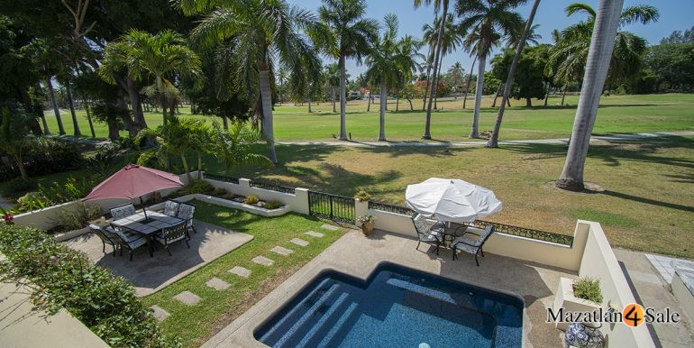 Mazatlan-El Cid Golf Course House-For Sale-Mazatlan4Sale 15