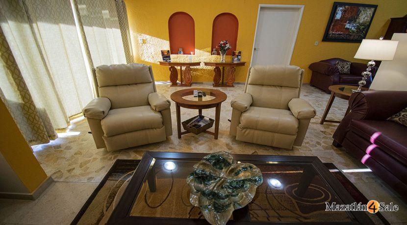 Mazatlan4Sale-Mazatlan El Cid Golf Course House-For Sale 25
