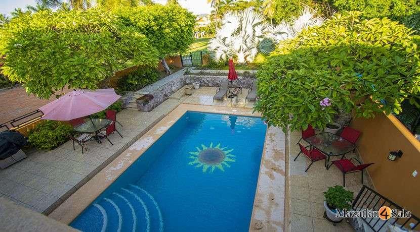 Mazatlan4Sale-Mazatlan El Cid Golf Course House-For Sale 41