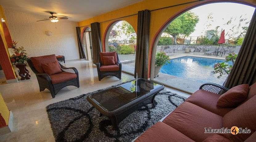 Mazatlan4Sale-Mazatlan El Cid Golf Course House-For Sale 54
