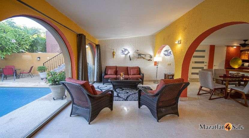 Mazatlan4Sale-Mazatlan El Cid Golf Course House-For Sale 56