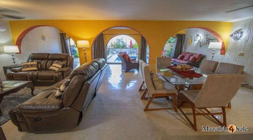 Mazatlan4Sale-Mazatlan El Cid Golf Course House-For Sale 61