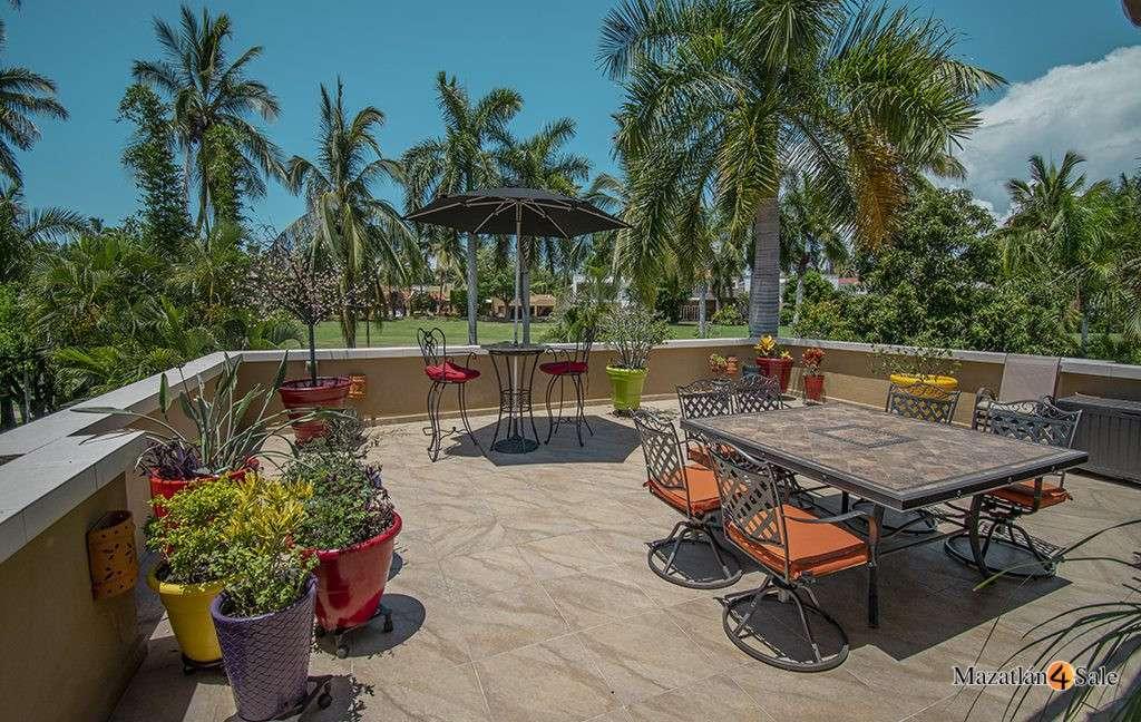 Mazatlan-El Cid Golf Course-House For Rent-Mazatlan4Rent 10