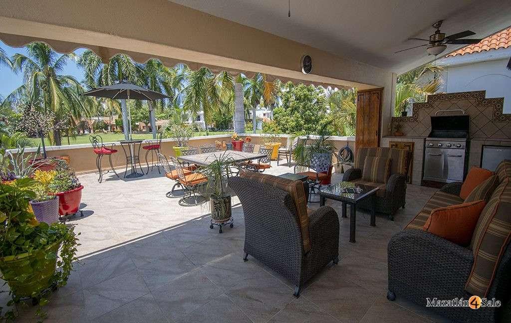 Mazatlan-El Cid Golf Course-House For Rent-Mazatlan4Rent 11