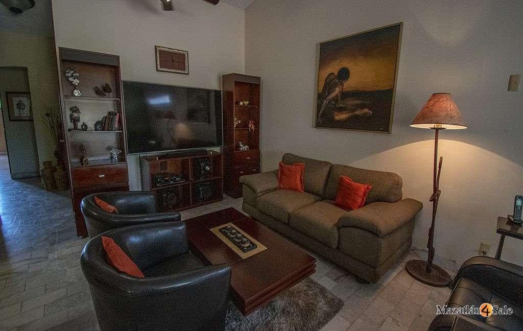 Mazatlan-El Cid Golf Course-House For Rent-Mazatlan4Rent 14