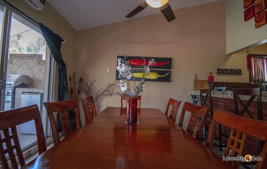 Mazatlan-El Cid Golf Course-House For Rent-Mazatlan4Rent 16