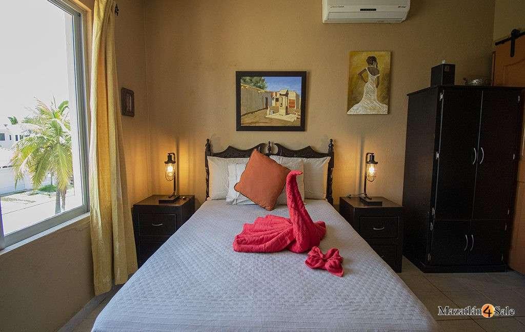 Mazatlan-El Cid Golf Course-House For Rent-Mazatlan4Rent 3
