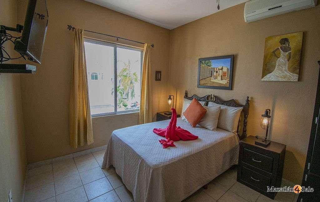 Mazatlan-El Cid Golf Course-House For Rent-Mazatlan4Rent 4