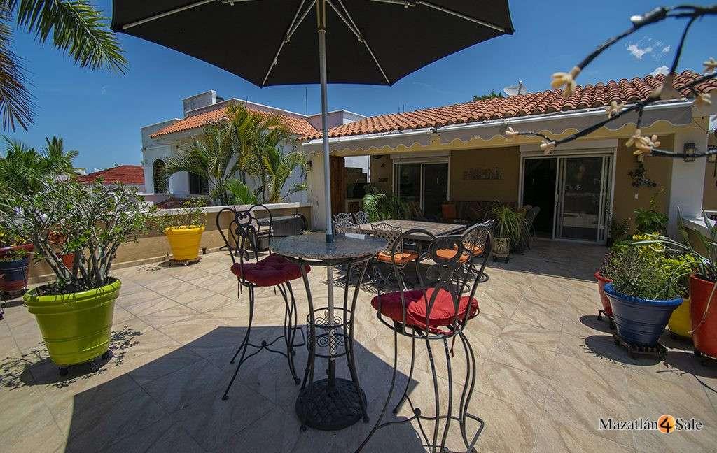 Mazatlan-El Cid Golf Course-House For Rent-Mazatlan4Rent 9