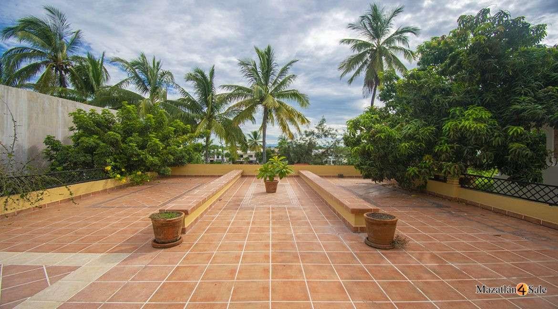 Mazatlan-El Cid Golf Course House with Pool- For Sale-Mazatlan4Sale 11