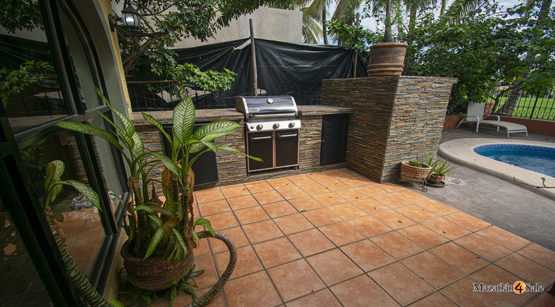 Mazatlan-El Cid Golf Course House with Pool- For Sale-Mazatlan4Sale 37